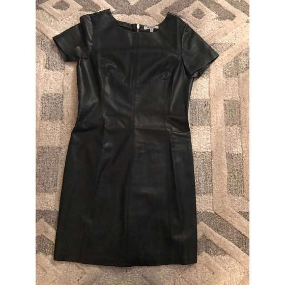 BB Dakota Dresses & Skirts - BB Dakota Leather Dress
